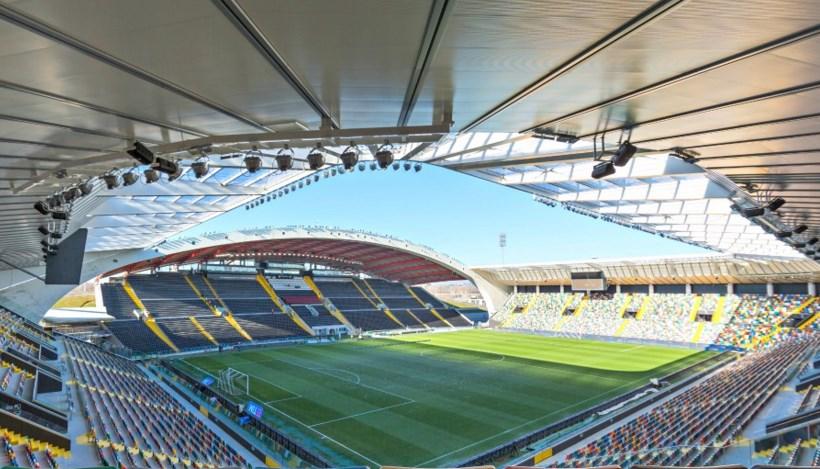 Udinese Nápoles