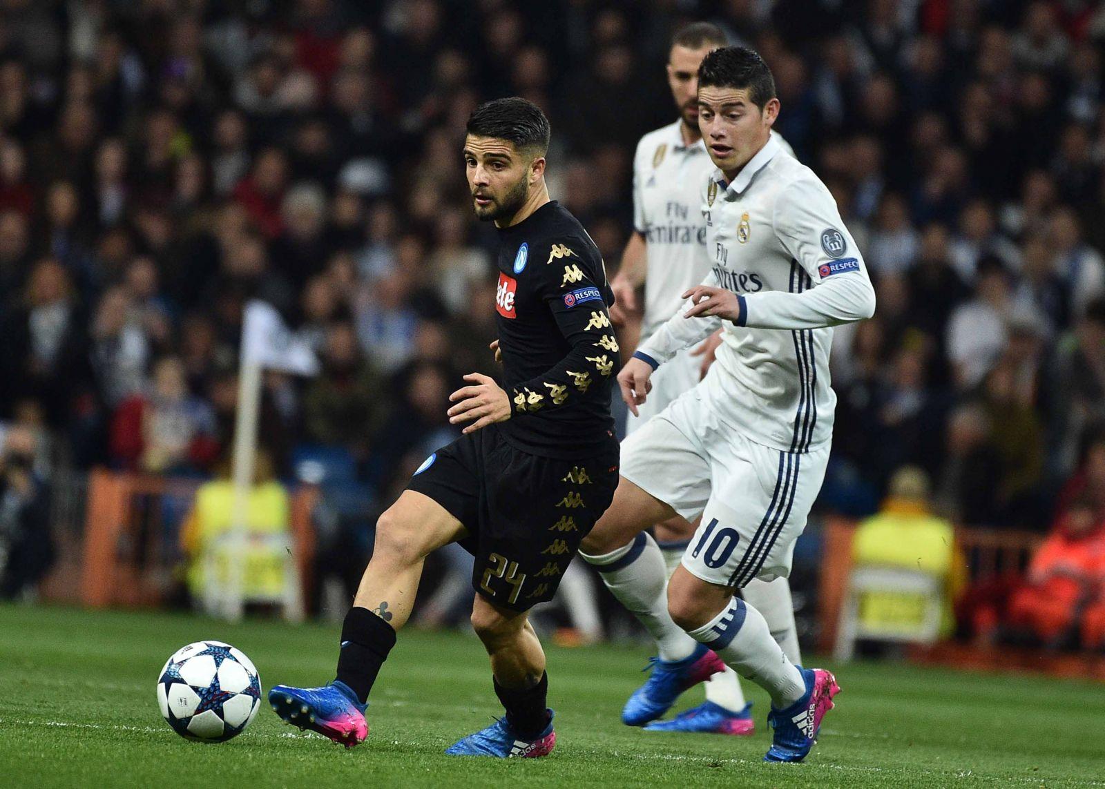 Calciomercato Napoli - James Rodriguez