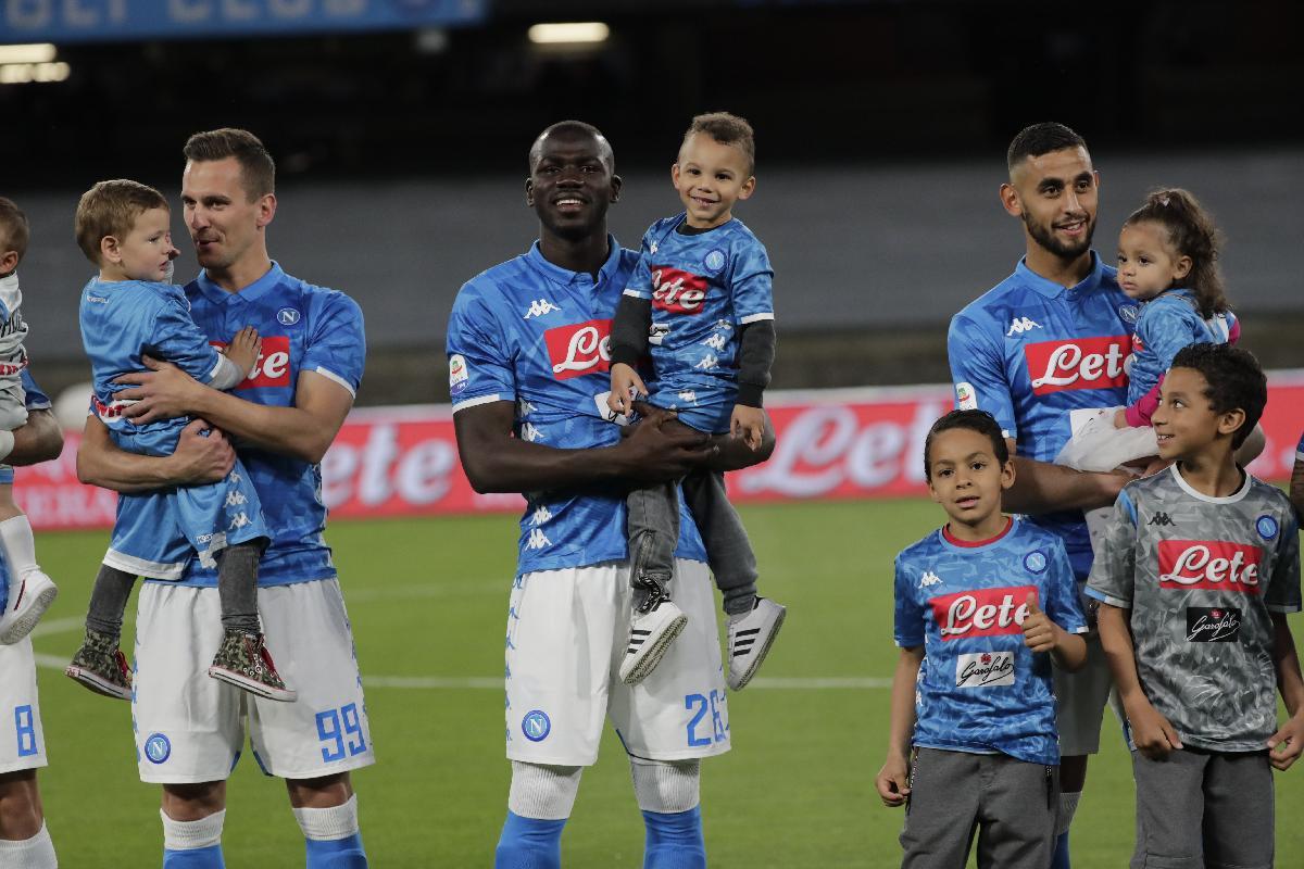 Koulibaly-PSG, Calciomercato Napoli