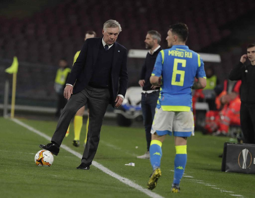 Ancelotti in Europa League, focus
