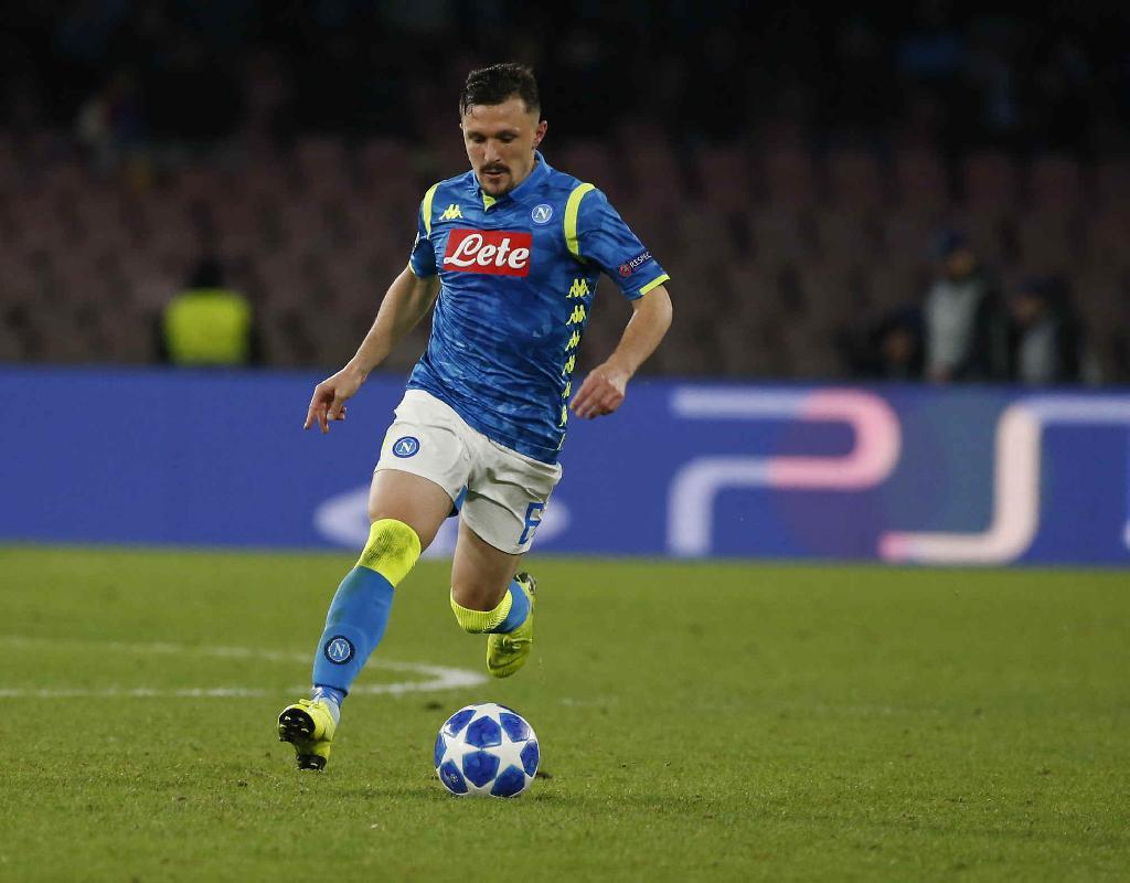 Calciomercato Napoli - Mario Rui