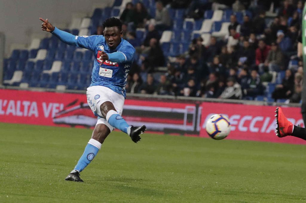 Calciomercato Napoli Diawara Manolas