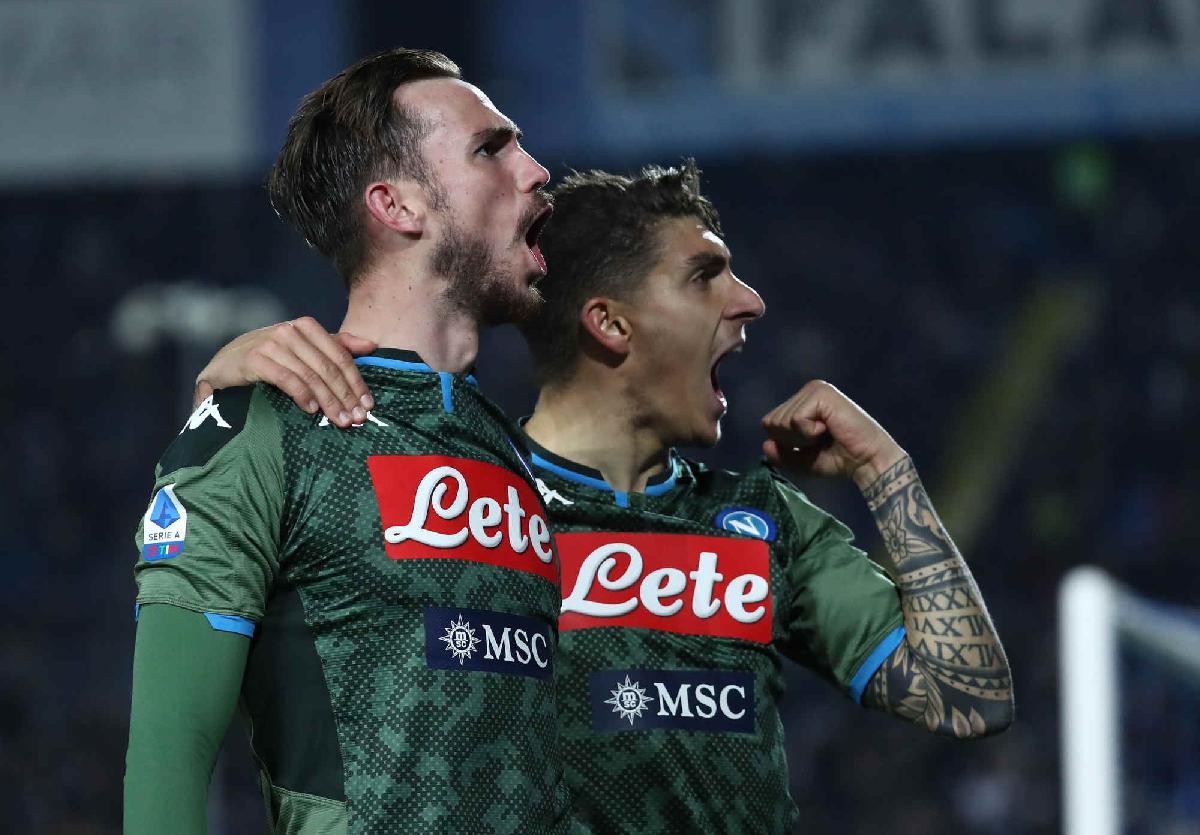 Brescia Napoli 1 2