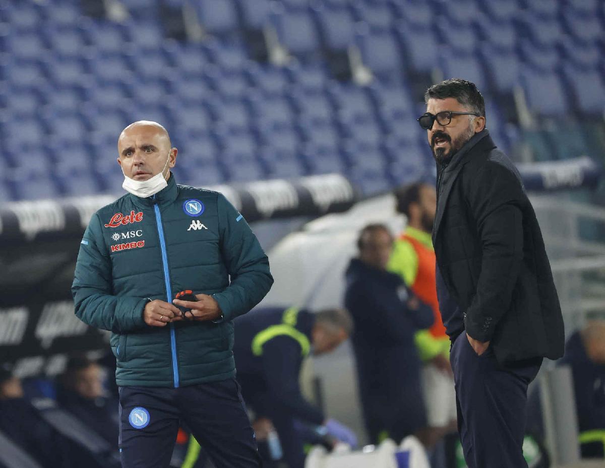 """Riccio: """"Prevedibili in ogni giocata, abbiamo perso male. Gattuso pretenderà di più da mercoledì, sul primo gol troppo facile crossare per Marusic"""""""
