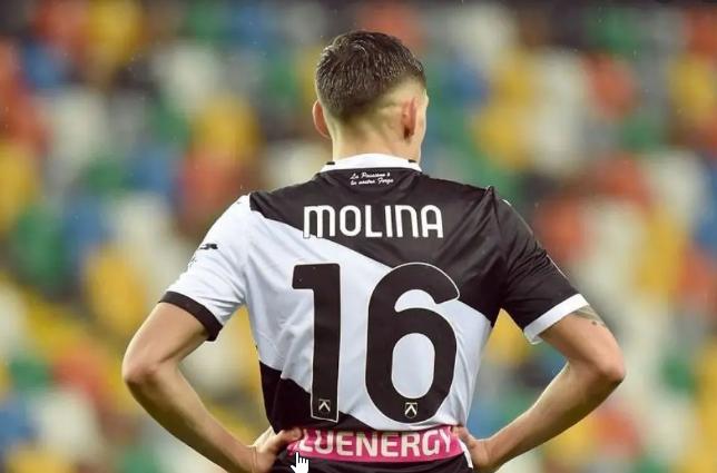 Molina Udinese