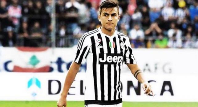 Juventus-Carpi, Dybala: