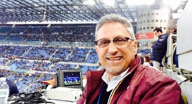 Giornalista Sky augura morte a tifoso juventino: sospeso