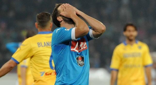 "Napoli, AdL blinda Higuain: 6,5 milioni fino al 2020"""