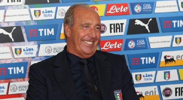 Italia, Ventura apre al 4-2-4. E apre al Papu Gomez