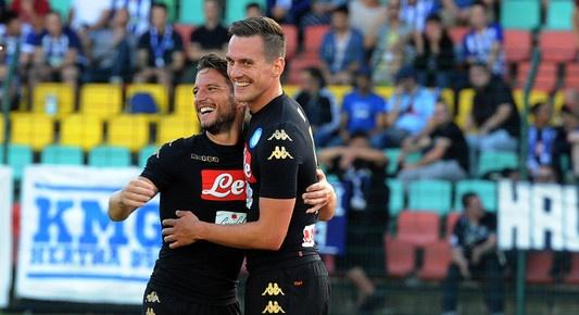 Napoli-Milan, Probabili Formazioni (Serie A 2016-2017)