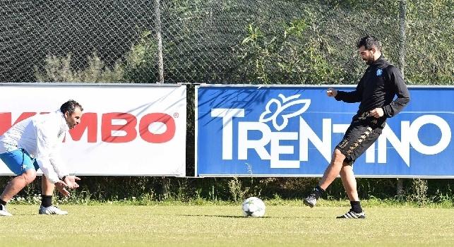 Napoli, adesso nessun dubbio: a gennaio arriva un attaccante, scaricato Gabbiadini