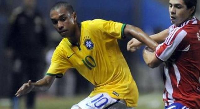Leandrinho è un giocatore del Napoli, arrivato il tweet di De Laurentiis