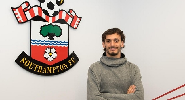 Gabbiadini esordio e gol col Southampton